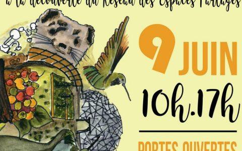 Samedi 9 juin 2018 – Assos en balade – portes ouvertes au Pop'art et Verger des Cézeaux