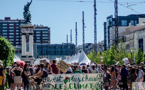 Marche pour le climat – 8 décembre 2018