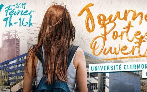 Journées Portes Ouvertes à l'Université – 9 février 2019