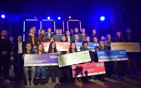 Prix de l'engagement étudiant – Projet «Retour à l'école» – cérémonie le 04 février 2019