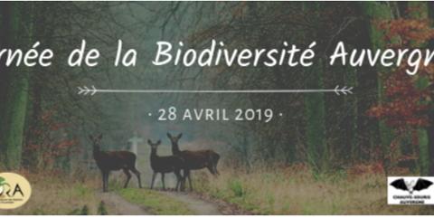 Journée de la Biodiversité Auvergnate au Parc Animalier d'Auvergne, 28 avril 2019